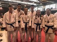 Jujitsu : 3 titres et 2 podiums pour les Ponots juniors
