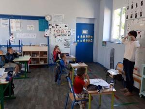 Retournac : de nouveaux retours à l'école Arc-en-ciel à partir du 2 juin