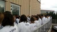 Saint-Agrève : un mouvement de débrayage dans l'entreprise Eolane