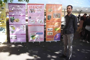 Aurec-sur-Loire : la Foire bio prône le développement durable et les nouvelles énergies samedi