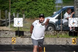 Boules lyonnaises : David Gomez et Régis Costecharreyre s'imposent à Saint-Jeures