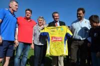 En 2015, Clermont était venu en stage sur le Haut-Lignon.