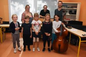 Sainte-Sigolène : trois enseignements en un à l'Ecole de musique