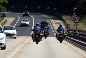 19 excès de vitesse au-delà de 40 km/h durant le week-end de Pentecôte en Haute-Loire