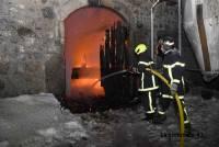 Montregard : après l'incendie d'une ferme, un appel aux dons est lancé