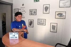 Bas-en-Basset : un salon de tatouage créé dans la rue du Commerce