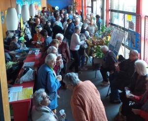 Sainte-Sigolène : 150 personnes âgées au cinéma pour un spectacle offert