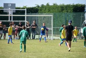 Grazac : Emblavez Jeunes vainqueur du tournoi de foot en U10-U11