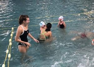 """Puy-en-Velay : 24 enfants aux sessions de """"J'apprends à nager"""""""