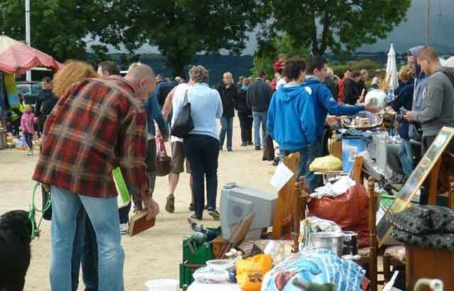 Les Villettes : un vide-greniers dimanche 23 septembre avec Villettes en fêtes