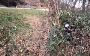 Un motard blessé après un accident entre Retournac et Beauzac