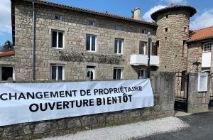 Saint-Victor-Malescours : c'est officiel, la Sapinière change de propriétaires