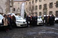 """Le Département compte 7 véhicules électriques, essentiellement des Renault """"Zoé"""""""