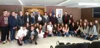 Les collégiens de Saint-Martin à la rencontre de leurs correspondants à Garrucha