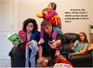 Un spectacle interactif pour la Semaine de la parentalité