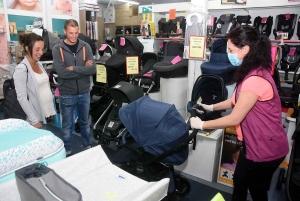 Autour de bébé propose un accueil VIP pour les futurs parents à Monistrol et Yssingeaux