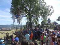 A Saint-Clément, l'école est dans le vent depuis dix ans