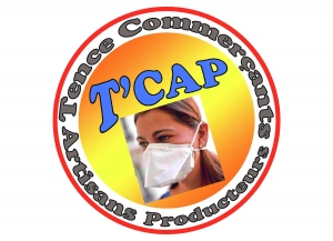 Tence : l'association T'CAP et les commerçants en action