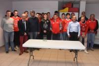 Raucoules : le don de sang fait sa promotion sur des maillots de foot