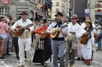 Les Iles Canaries, le groupe était jeudi matin à Yssingeaux et le soir à Beaux.