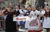 La Hongrie.