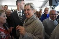 Au Mézenc, Laurent Wauquiez joue le chef de file et le rassembleur des Républicains
