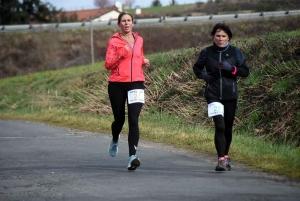 Défi vellave à Monistrol : les 6 km duo