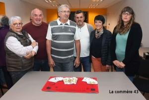 Raucoules : le club de tarot reprend ses parties