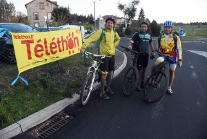 Montfaucon-en-Velay : 750 participants pour soutenir le Téléthon