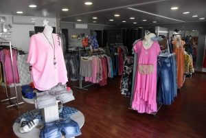 Monistrol-sur-Loire : retrouvez la boutique Sape Mod sur la zone des Moletons
