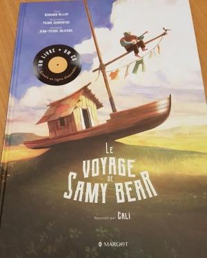 Monistrol-sur-Loire : il a illustré un livre pour enfants raconté par Cali