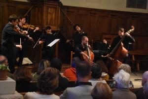 Chambon-sur-Lignon : The Chambers jouent les incontournables de la musique classique