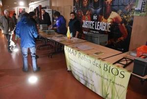 Monistrol-sur-Loire : marché et dégustation le 28 septembre avec l'AMAP Robin des Bios