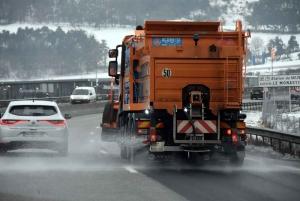 Puy-en-Velay : trois accidents matériels depuis lundi sur le contournement