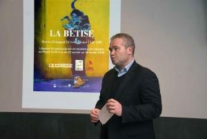 """""""La Bêtise"""" auscultée jusqu'au 14 février avec la Comédie itinérante sur le Haut-Lignon"""