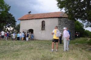 Retournac : un pèlerinage sur le plateau de la Madeleine vendredi