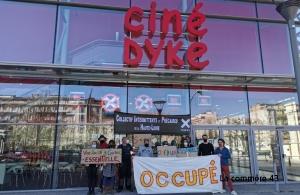 Puy-en-Velay : le CIP 43 met fin à l'occupation du Ciné Dyke
