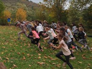Vorey-sur-Arznon : courir pour les personnes qui ne le peuvent pas