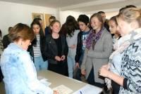Collège du Lignon : le diplôme du brevet des collèges remis officiellement