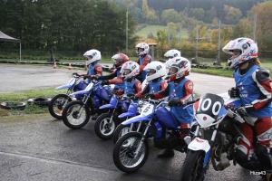 Les stages moto pour enfants s'installent en Haute-Loire