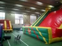 La Séauve-sur-Semène : des structures gonflables ce week-end au gymnase