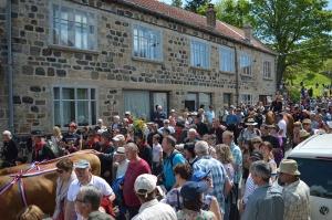 Le public au rendez-vous de la Fête du Fin Gras du Mézenc