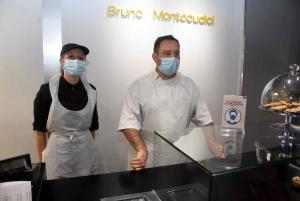 Monistrol-sur-Loire : les enfants ont fabriqué leur tablette de chocolat chez Bruno Montcoudiol