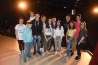 Bas-en-Basset : les jeunes comédiens investissent les planches avec Festivado