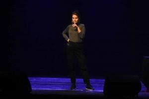 Sainte-Sigolène : Alexandra Pizzagali un météore sur la scène du Cin'étoiles