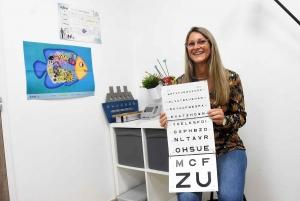 Montfaucon-en-Velay : du nourrisson à la personne âgée, l'orthoptiste est au service de la vue