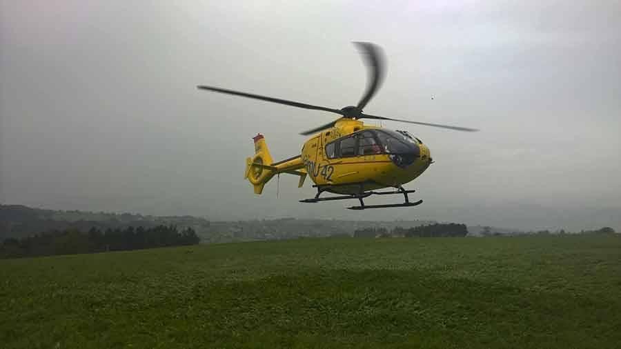 Monistrol-sur-Loire : une jeune femme grièvement blessée dans un choc frontal
