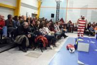 Saint-Didier-en-Velay : une farce cruelle à retrouver en photos