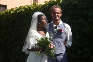 Anna et Nicolas reviennent de Mayotte pour se marier à Beauzac