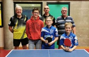 Tennis de table : Yssingeaux se rapproche de la montée en Régional 2